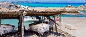 Viajes en velero Ibiza Formentera