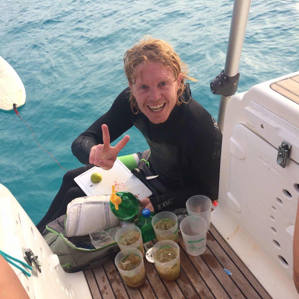 Viaje en velero a Ibiza-Formentera