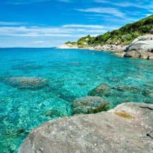 Sicilia en velero, islas Egadas