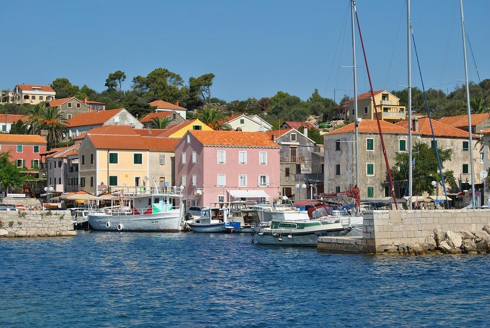 Alquiiler de barcos en Croacia