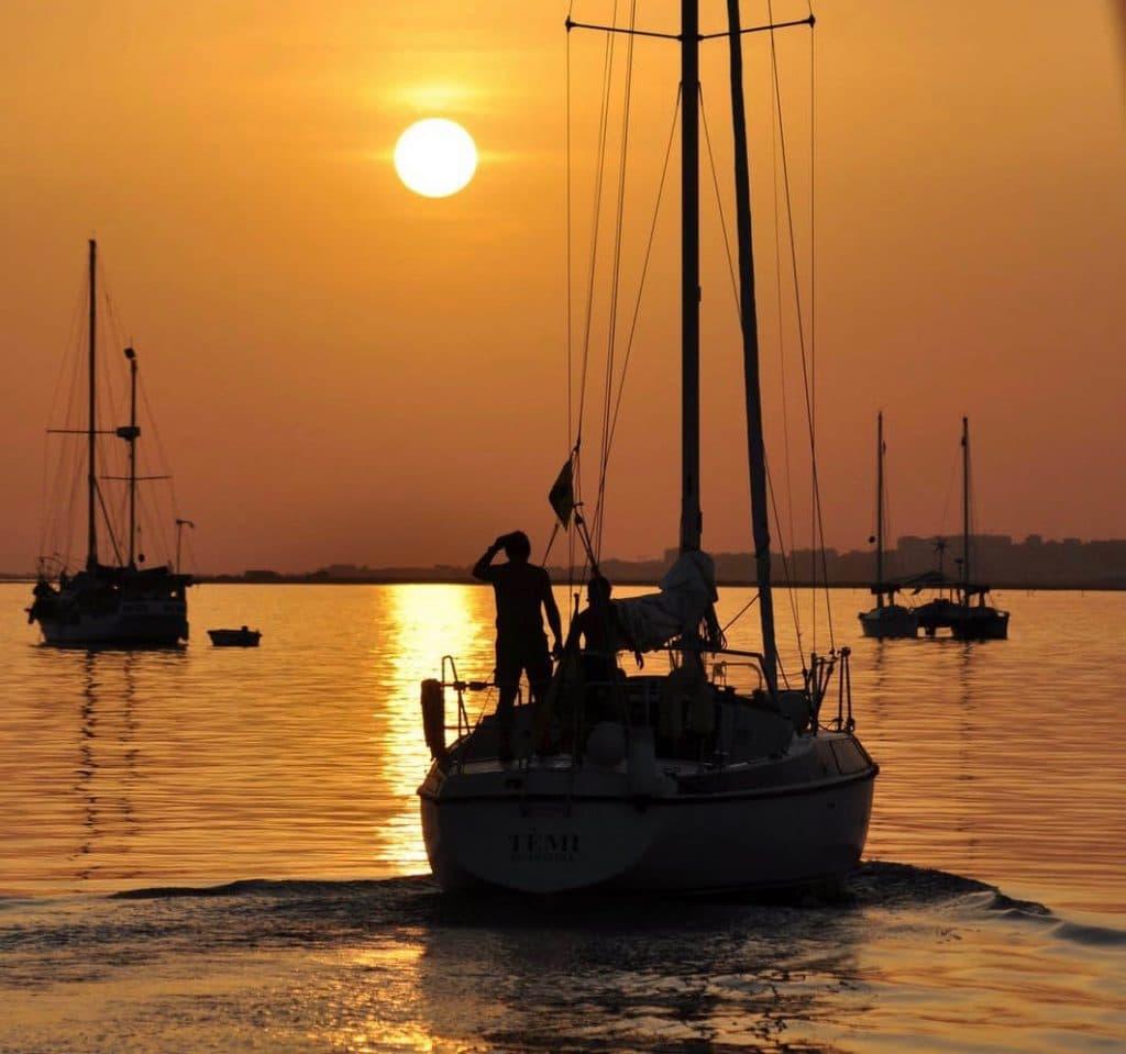 Alquiler de barcos en Cadiz
