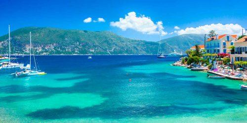 viaje en velero por Grecia