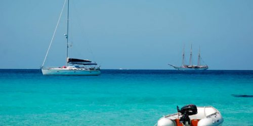 Viaje en velero Ibiza Formentera